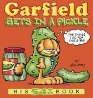 Garfield Gets in a Pickle PDF
