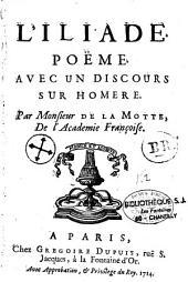 L'iliade: poème