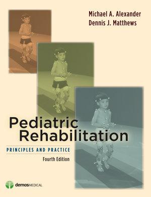Pediatric Rehabilitation PDF