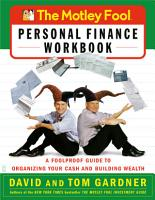 The Motley Fool Personal Finance Workbook PDF