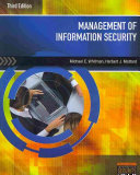 Management of Information Security PDF