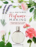 All Natural Perfume Making PDF