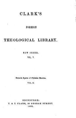 A System of Christian Doctrine PDF