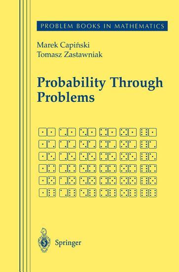 Probability Through Problems PDF