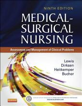 Medical-Surgical Nursing: Assessment and Management of Clinical Problems, Single Volume, Edition 9