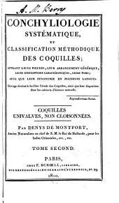 Conchyliologie systématique, et classification méthodique des coquilles