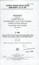 National Wildlife Refuge System Improvement Act of 1997 PDF