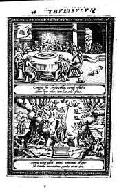 Thuribulum aureum in quo thymiama suavissimi odoris deo offertur, id est de VII. horis canonicis syntagma