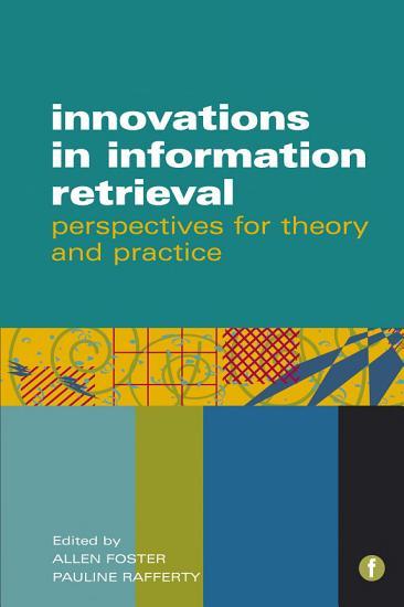 Innovations in Information Retrieval PDF