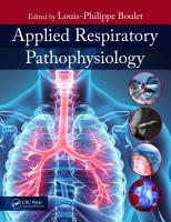 Applied Respiratory Pathophysiology PDF