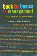 Back to Basics in Management