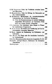 Journal für praktische Chemie: Bände 29-30