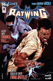 Batwing (2011-) #3