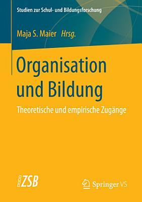 Organisation und Bildung PDF
