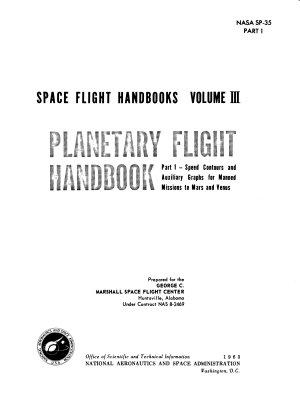 Planetary Flight Handbook