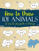 How to Draw 101 Animals PDF