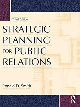 Strategic Planning for Public Relations PDF