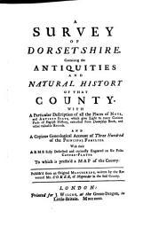 Coker's Survey of Dorsetshire