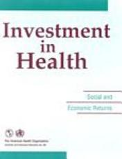 Investment in Health PDF
