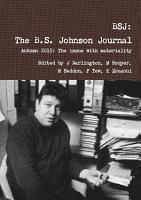 BSJ  The BS Johnson Journal 2 PDF