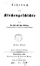 Lehrbuch der Kirchengeschichte: Band 1
