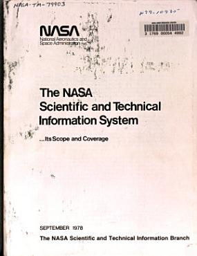 The NASA Scientific and Technical Information System PDF