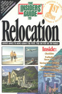 Download The Insiders  Guide to Relocation Book