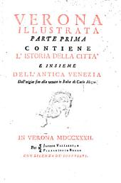 Verona illustrata: Volume 1