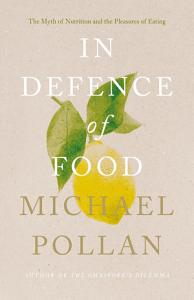 In Defence of Food Book