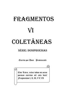 Fragmentos Vi Colet  neas PDF