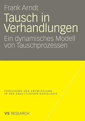 Tausch in Verhandlungen PDF