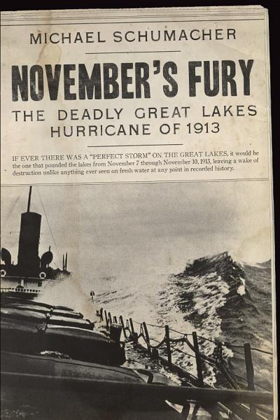 Download November s Fury Book