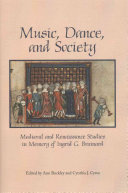 Music, Dance and Society