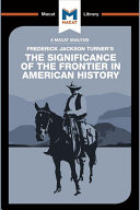 The Significance of the Frontier in American History PDF