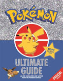 The Official Pok  mon Ultimate Guide Book