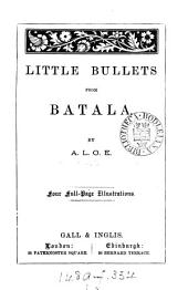 Little bullets from Batala, by A.L.O.E.