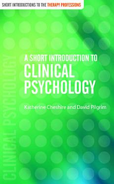 A Short Introduction to Clinical Psychology PDF