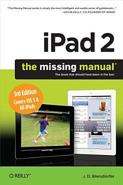 iPad 2  The Missing Manual PDF