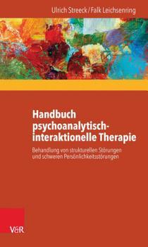 Handbuch psychoanalytisch interaktionelle Therapie PDF