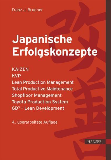 Japanische Erfolgskonzepte PDF
