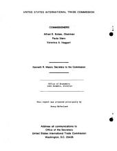 Transportation costs of U.S. imports: report on investigation no. 332.141 under section 332 of the Tariff Act of 1930