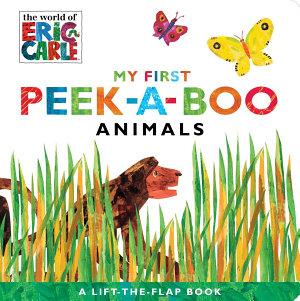 My First Peek a Boo Animals