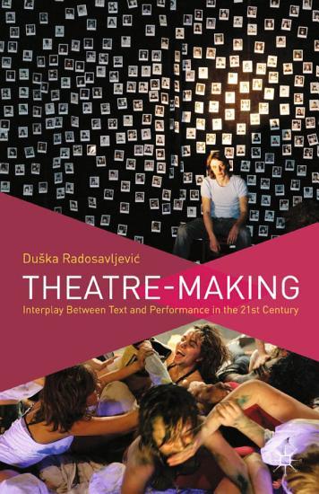 Theatre Making PDF