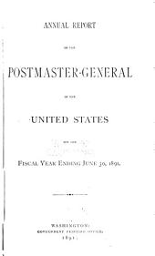 Annual Reports. Report of the Postmaster-General. Miscellaneous Reports