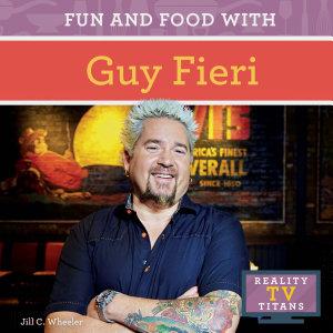 Fun and Food with Guy Fieri Book