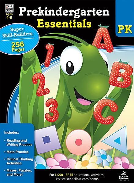 Prekindergarten Essentials PDF
