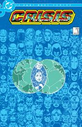 Crisis on Infinite Earths (1985-) #5