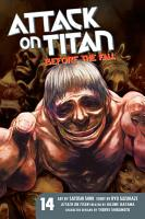 Attack on Titan  Before the Fall 14 PDF
