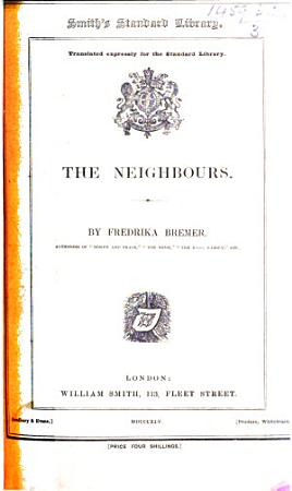 The Neighbours PDF