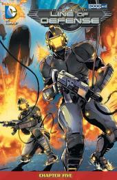 Line of Defense (2013-) #5